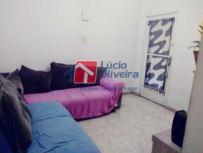 3 sala. - Apartamento à venda Rua Carbonita,Braz de Pina, Rio de Janeiro - R$ 135.000 - VPAP21189 - 4