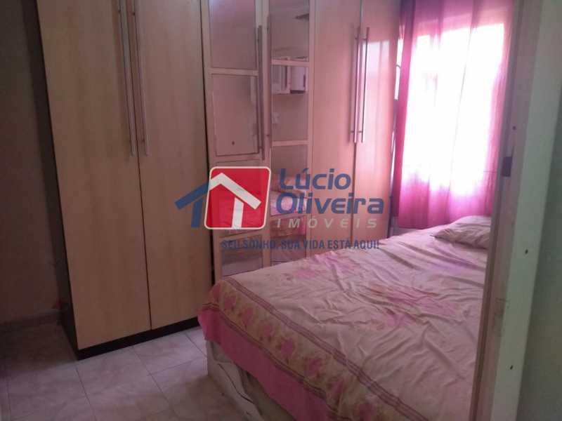 4 quarto. - Apartamento à venda Rua Carbonita,Braz de Pina, Rio de Janeiro - R$ 135.000 - VPAP21189 - 5