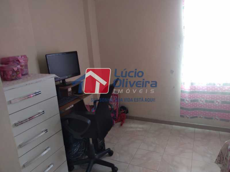 7 quarto. - Apartamento à venda Rua Carbonita,Braz de Pina, Rio de Janeiro - R$ 135.000 - VPAP21189 - 8