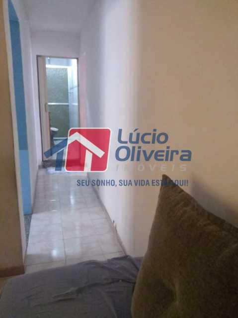 9 circulaçõa. - Apartamento à venda Rua Carbonita,Braz de Pina, Rio de Janeiro - R$ 135.000 - VPAP21189 - 10