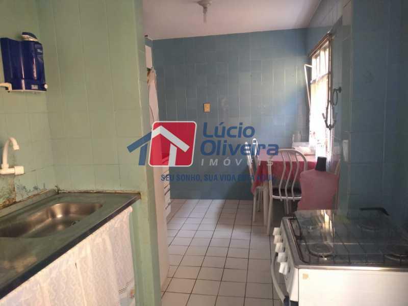 10 cozinha. - Apartamento à venda Rua Carbonita,Braz de Pina, Rio de Janeiro - R$ 135.000 - VPAP21189 - 11