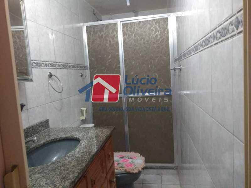 12 banheiro. - Apartamento à venda Rua Carbonita,Braz de Pina, Rio de Janeiro - R$ 135.000 - VPAP21189 - 14