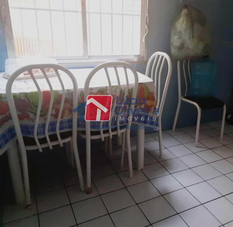12 COZINHA. - Apartamento à venda Rua Carbonita,Braz de Pina, Rio de Janeiro - R$ 135.000 - VPAP21189 - 12