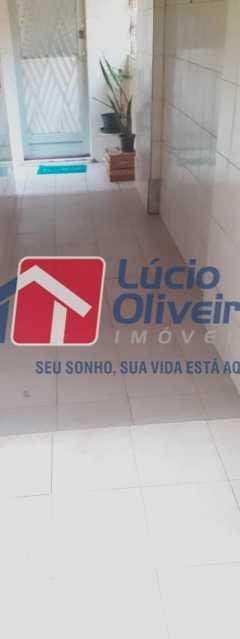 15  CORREDOR. - Apartamento à venda Rua Carbonita,Braz de Pina, Rio de Janeiro - R$ 135.000 - VPAP21189 - 16