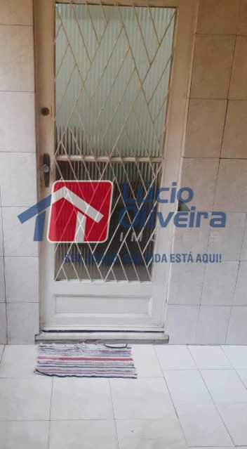 16 PORTA. - Apartamento à venda Rua Carbonita,Braz de Pina, Rio de Janeiro - R$ 135.000 - VPAP21189 - 15