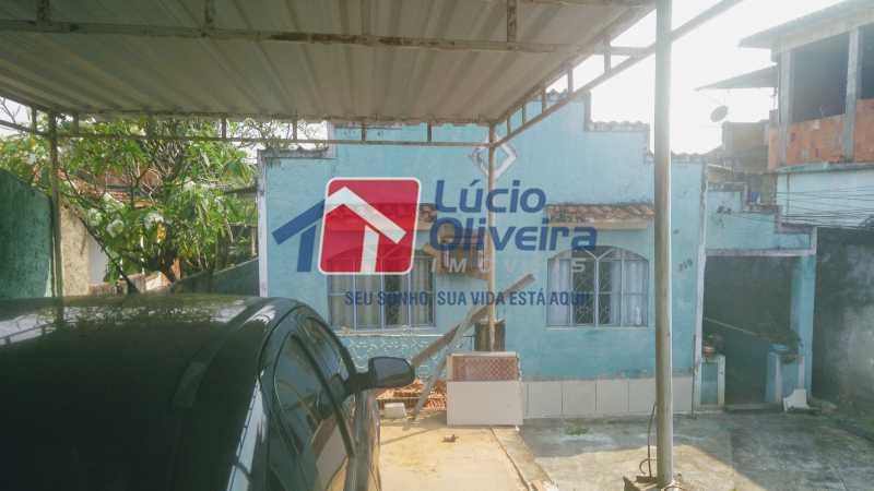 1 Frente - Casa À Venda - Vaz Lobo - Rio de Janeiro - RJ - VPCA30161 - 1