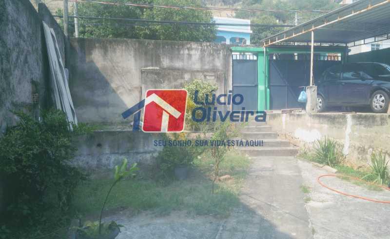 1.2 Visão frente - Casa À Venda - Vaz Lobo - Rio de Janeiro - RJ - VPCA30161 - 3