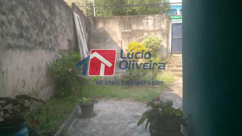2 Area frente - Casa À Venda - Vaz Lobo - Rio de Janeiro - RJ - VPCA30161 - 4