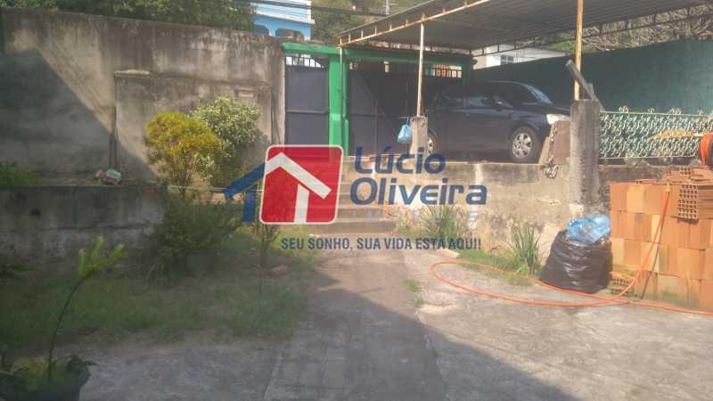 3 Area frente - Casa À Venda - Vaz Lobo - Rio de Janeiro - RJ - VPCA30161 - 5