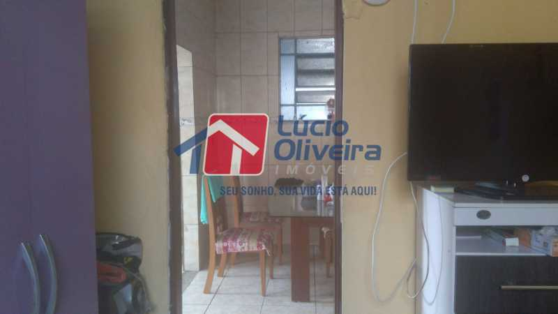 10 Quarto frente cozinha - Casa À Venda - Vaz Lobo - Rio de Janeiro - RJ - VPCA30161 - 12