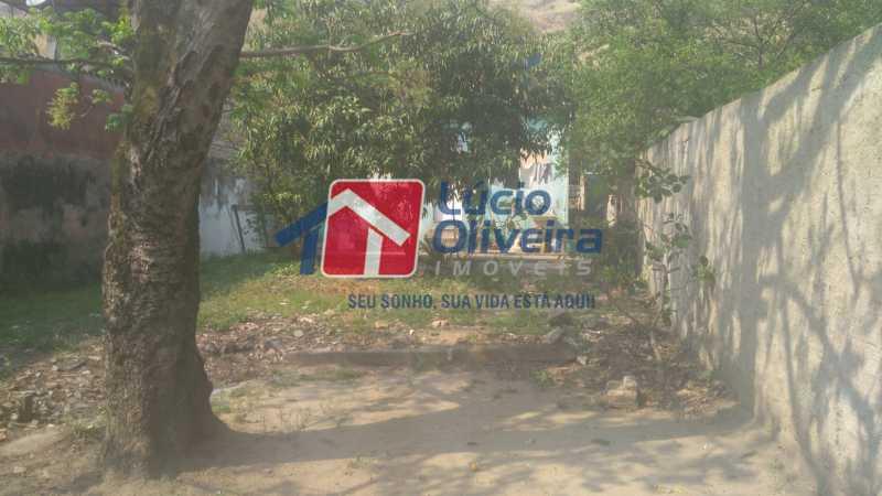 15 Area externa atrás da casa - Casa À Venda - Vaz Lobo - Rio de Janeiro - RJ - VPCA30161 - 17