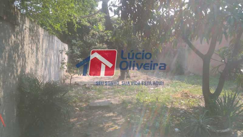 18 Area externa atrás da casa - Casa À Venda - Vaz Lobo - Rio de Janeiro - RJ - VPCA30161 - 20