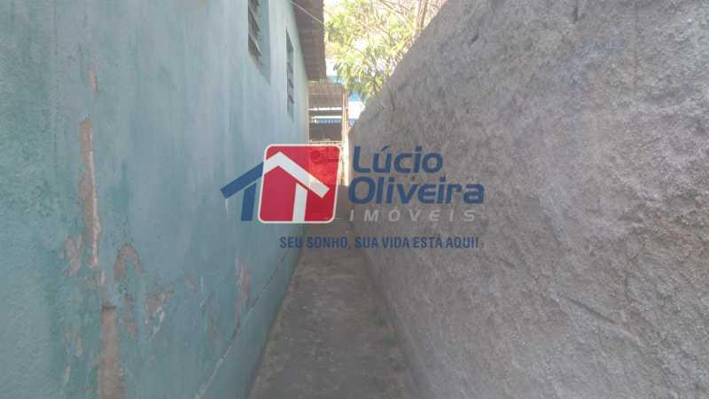 19 Lateral da casa - Casa À Venda - Vaz Lobo - Rio de Janeiro - RJ - VPCA30161 - 21
