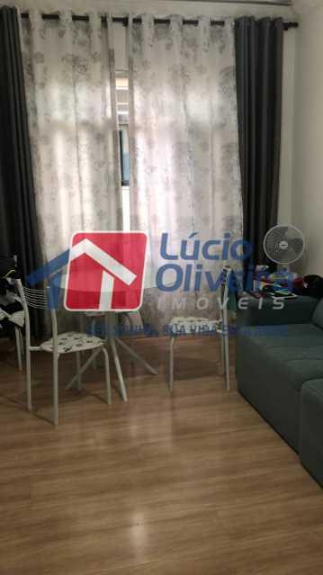 01- Sala. - Apartamento À Venda - Penha Circular - Rio de Janeiro - RJ - VPAP21190 - 1