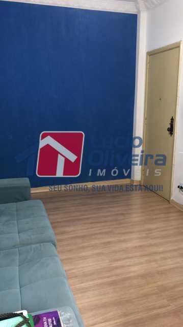 02- Sala. - Apartamento À Venda - Penha Circular - Rio de Janeiro - RJ - VPAP21190 - 3