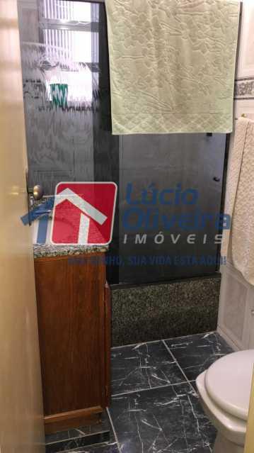 08- Banheiro Social. - Apartamento À Venda - Penha Circular - Rio de Janeiro - RJ - VPAP21190 - 9