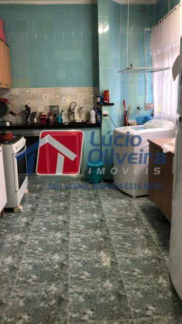 09 - Cozinha. - Apartamento À Venda - Penha Circular - Rio de Janeiro - RJ - VPAP21190 - 10