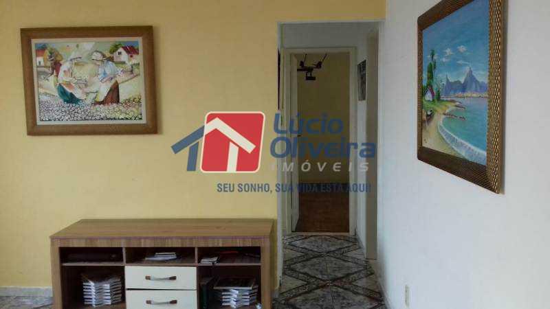 1- Sala - Apartamento à venda Rua da Inspiração,Vila da Penha, Rio de Janeiro - R$ 250.000 - VPAP21191 - 1