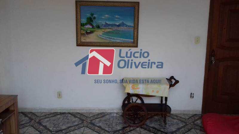 4-Sala - Apartamento à venda Rua da Inspiração,Vila da Penha, Rio de Janeiro - R$ 250.000 - VPAP21191 - 5