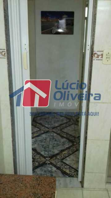 11-Circulação - Apartamento à venda Rua da Inspiração,Vila da Penha, Rio de Janeiro - R$ 250.000 - VPAP21191 - 13