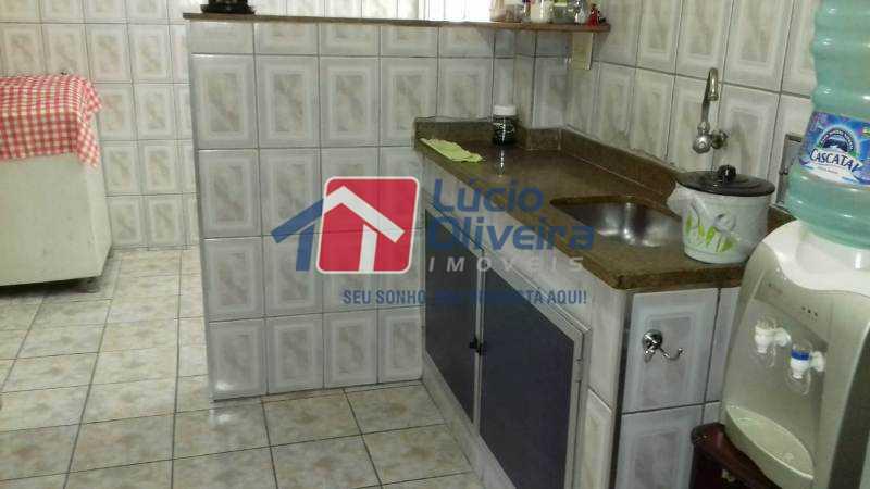 14-Cozinha e Area - Apartamento à venda Rua da Inspiração,Vila da Penha, Rio de Janeiro - R$ 250.000 - VPAP21191 - 18