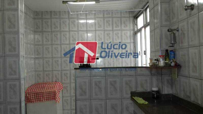 15-Area Serviço - Apartamento à venda Rua da Inspiração,Vila da Penha, Rio de Janeiro - R$ 250.000 - VPAP21191 - 19