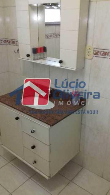 16-Banheiro Social - Apartamento à venda Rua da Inspiração,Vila da Penha, Rio de Janeiro - R$ 250.000 - VPAP21191 - 21