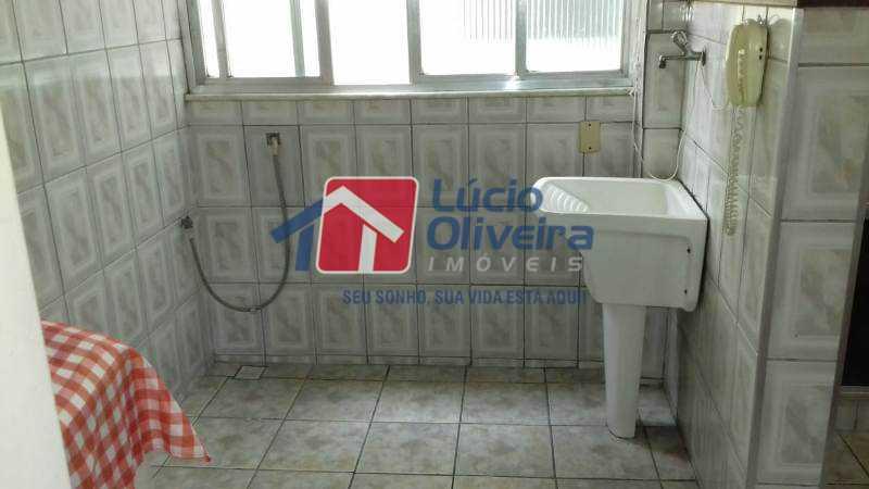 18-Lavanderia - Apartamento à venda Rua da Inspiração,Vila da Penha, Rio de Janeiro - R$ 250.000 - VPAP21191 - 23