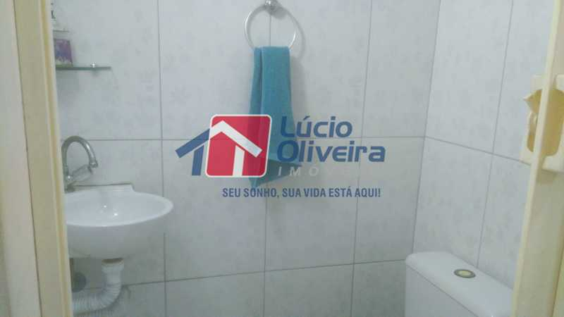 11 Banheiro social 1ar - Casa À Venda - Braz de Pina - Rio de Janeiro - RJ - VPCA20236 - 12