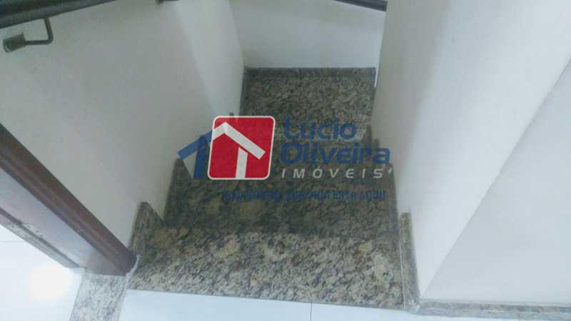 12.1 Escada com corrimão - Casa À Venda - Braz de Pina - Rio de Janeiro - RJ - VPCA20236 - 14