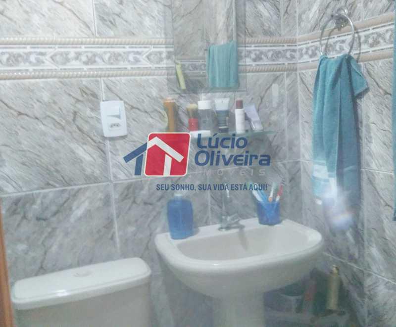19 Banheiro- segundoa - Casa À Venda - Braz de Pina - Rio de Janeiro - RJ - VPCA20236 - 21
