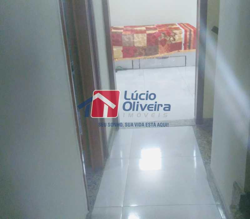 20.1 Hall corredor - Casa À Venda - Braz de Pina - Rio de Janeiro - RJ - VPCA20236 - 23