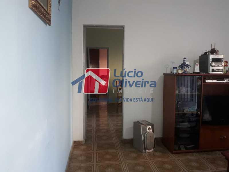 03- Sala. - Casa de Vila À Venda - Irajá - Rio de Janeiro - RJ - VPCV20046 - 4