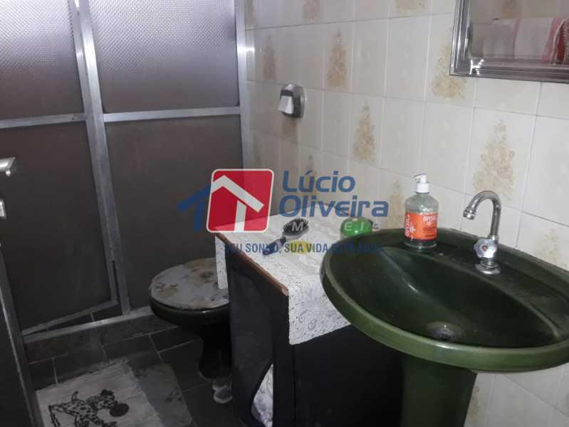 07- Banheiro S.. - Casa de Vila À Venda - Irajá - Rio de Janeiro - RJ - VPCV20046 - 8