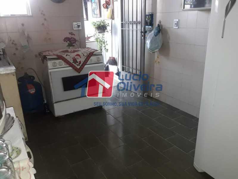 08- Cozinha. - Casa de Vila À Venda - Irajá - Rio de Janeiro - RJ - VPCV20046 - 9
