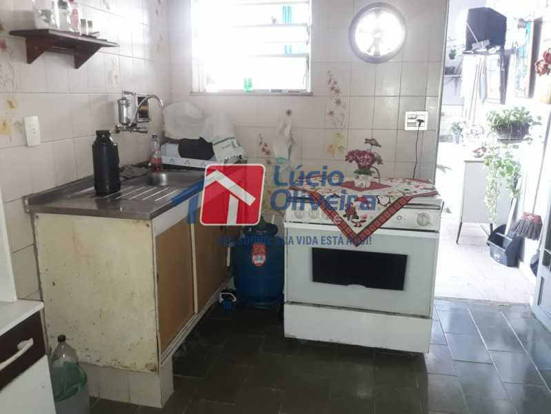 10- Cozinha. - Casa de Vila À Venda - Irajá - Rio de Janeiro - RJ - VPCV20046 - 11