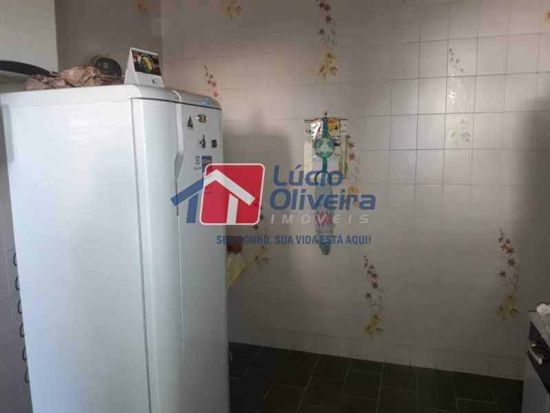 11- Cozinha. - Casa de Vila À Venda - Irajá - Rio de Janeiro - RJ - VPCV20046 - 12