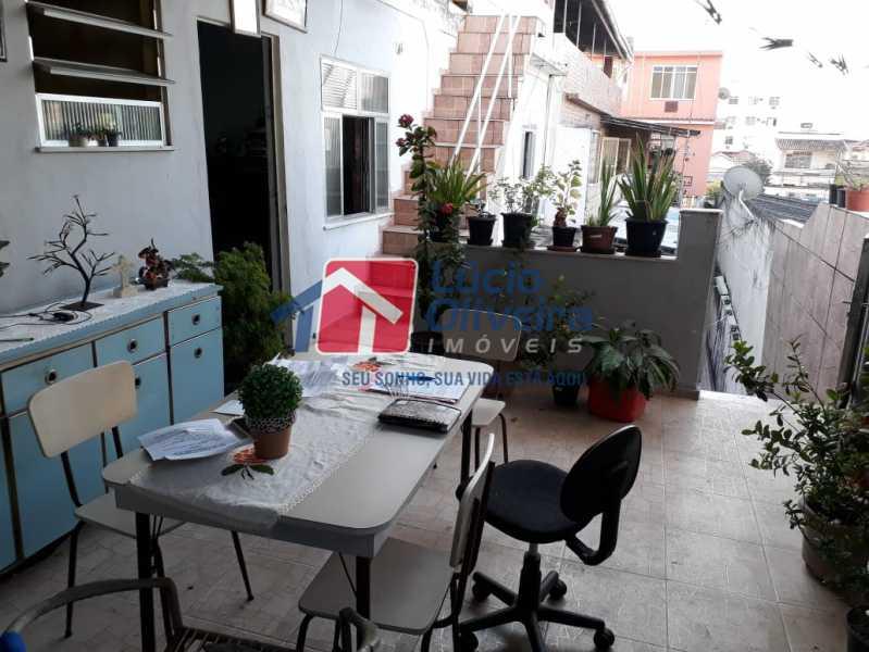 12- Varanda. - Casa de Vila À Venda - Irajá - Rio de Janeiro - RJ - VPCV20046 - 13