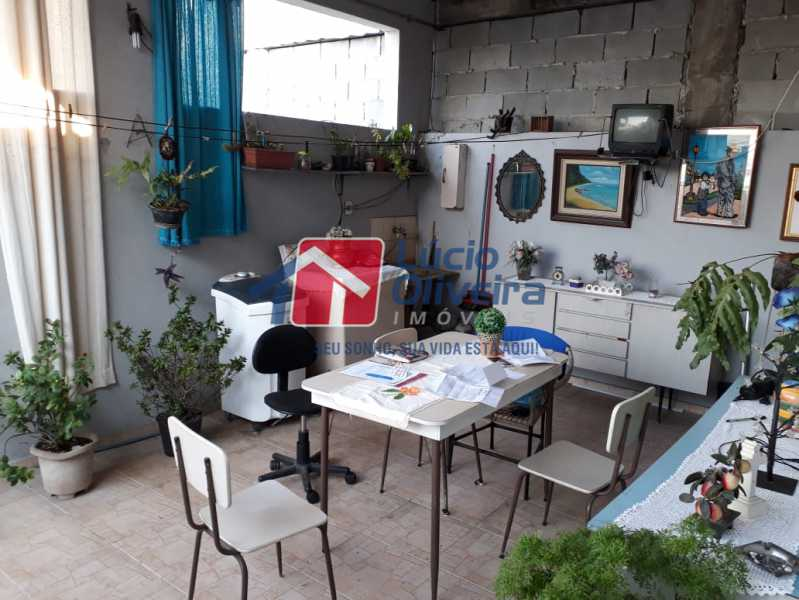 13- Varanda. - Casa de Vila À Venda - Irajá - Rio de Janeiro - RJ - VPCV20046 - 14