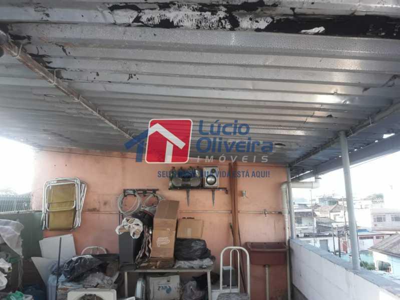 15- Terraço. - Casa de Vila À Venda - Irajá - Rio de Janeiro - RJ - VPCV20046 - 16