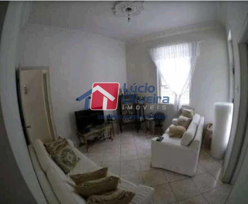 1-Sala 2 ambientes - Casa À Venda - Olaria - Rio de Janeiro - RJ - VPCA30162 - 1