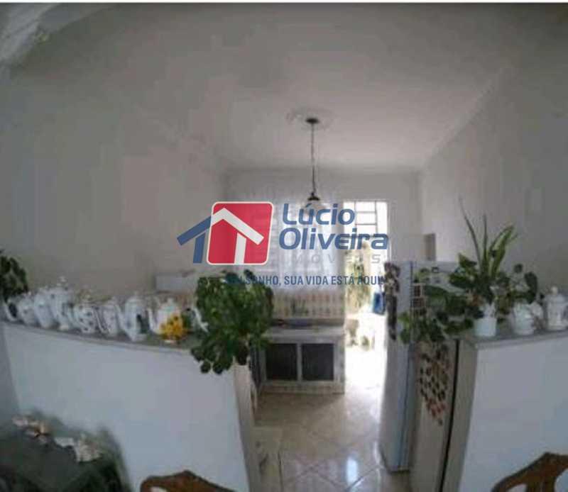 11- Vista Cozinha - Casa À Venda - Olaria - Rio de Janeiro - RJ - VPCA30162 - 10