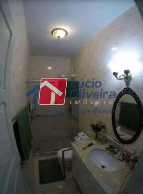 12-Banheiro Social - Casa À Venda - Olaria - Rio de Janeiro - RJ - VPCA30162 - 11