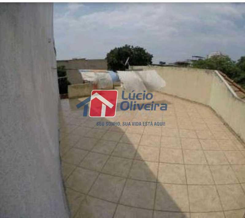 14-Terraço - Casa À Venda - Olaria - Rio de Janeiro - RJ - VPCA30162 - 13