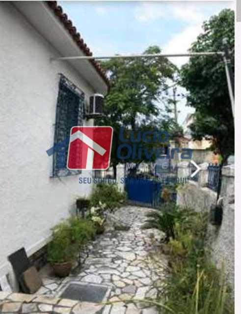 15-Quintal lateral direito - Casa À Venda - Olaria - Rio de Janeiro - RJ - VPCA30162 - 14