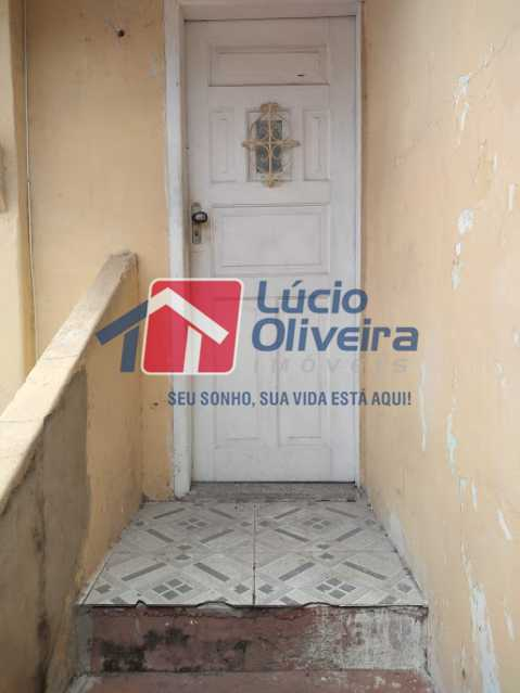 01-Entrada - Casa de Vila 1 quarto à venda Madureira, Rio de Janeiro - R$ 135.000 - VPCV10031 - 1