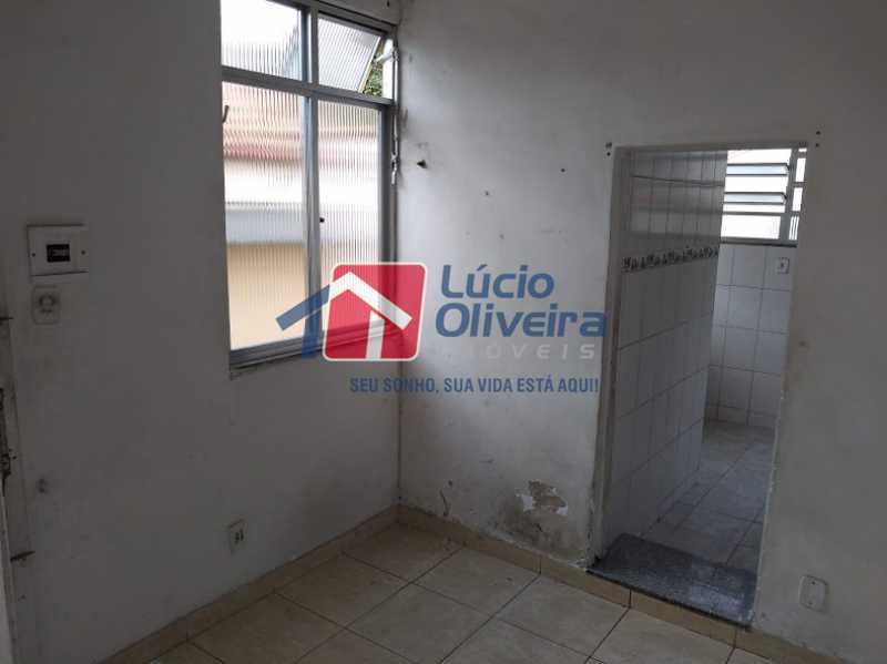 03- Sala - Casa de Vila 1 quarto à venda Madureira, Rio de Janeiro - R$ 135.000 - VPCV10031 - 4