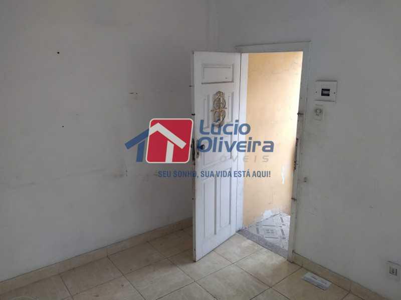 04- Sala - Casa de Vila 1 quarto à venda Madureira, Rio de Janeiro - R$ 135.000 - VPCV10031 - 5