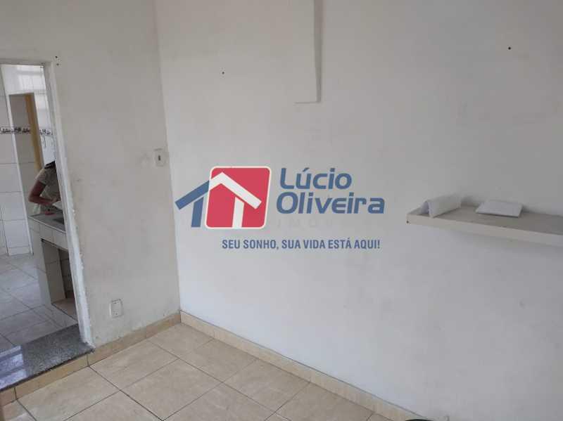 05- Sala - Casa de Vila 1 quarto à venda Madureira, Rio de Janeiro - R$ 135.000 - VPCV10031 - 6