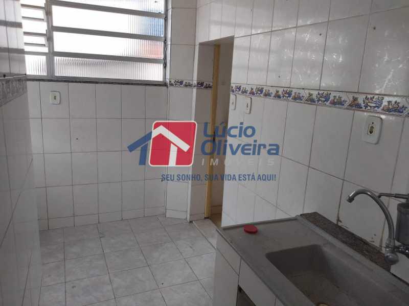 06- Cozinha - Casa de Vila 1 quarto à venda Madureira, Rio de Janeiro - R$ 135.000 - VPCV10031 - 7